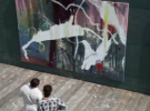 Julian Schnabel, Outdoor Studio, Film Still, In the Course of Seven Days (Porfir