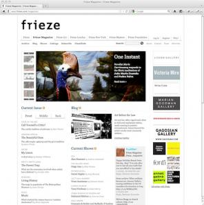 Freize Magazine
