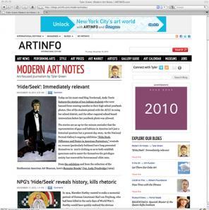 Modern Art Notes