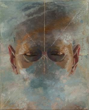 Susanna Coffey, Blanche, 2011, oil on panel, 15 x 12 inches (courtesy of the art
