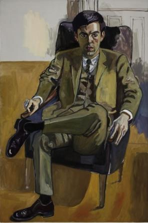 Alice Neel, Richard, 1969, oil on canvas, 60 x 40 inches (courtesy David Zwirner