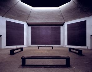 Rothko Chapel: source - npr.org