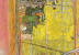 (detail) Pierre Bonnard, L'Atelier au mimosa, 1939–46 (Musée national d'Art Mode