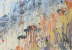 (detail) Larry Poons, Loose Change, 1977, acrylic on canvas, 94 x 43 1/2 inches