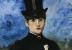 Edouard Manet, Amazon, detail