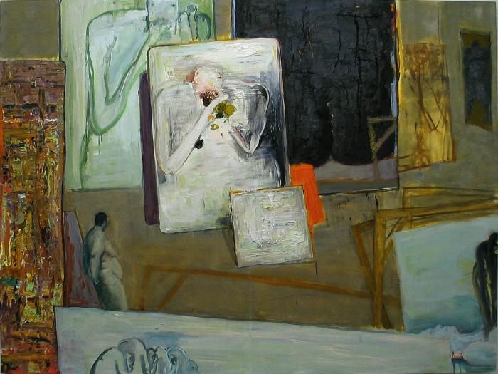 Brenda Goodman, Self-Portrait 20, 2005 (courtesy of the artist)