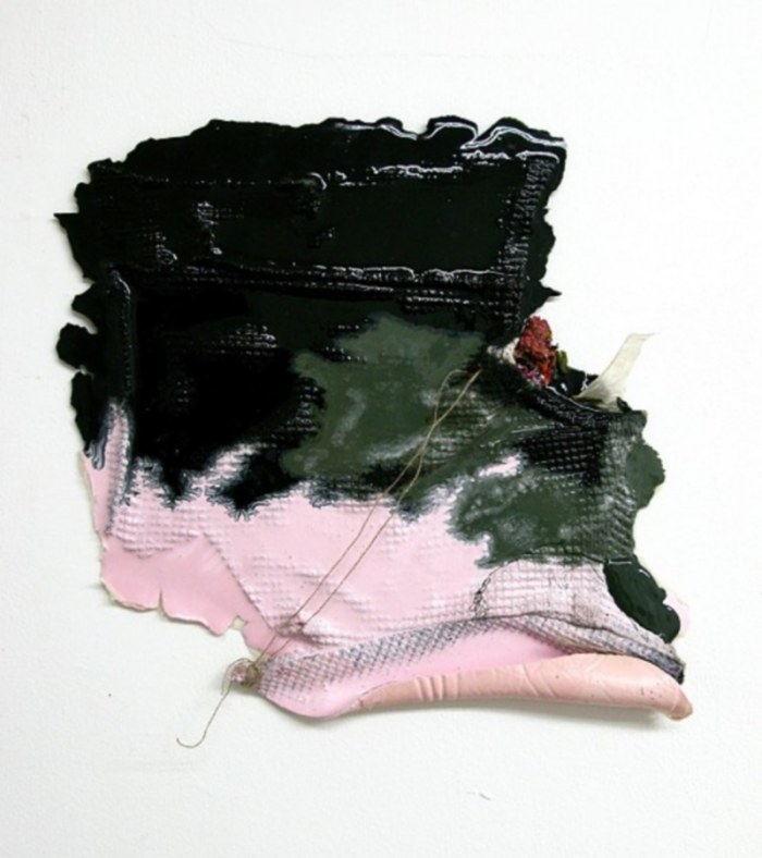 Lorri Ott, Cuff, 12 x 12.5 inches (courtesy of the artist)