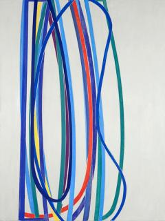 Joanne Freeman, Walking and Talking (c), 2012, oil on canvas, 48 x 36 inches (courtesy of the artist)