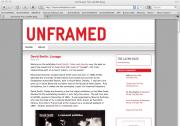 LACMA Unframed art blog