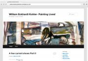 William Eckhardt Kohler - Painting Lives!