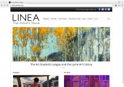 Linea art blog - Art Students League