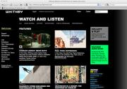 Whitney Museum Watch and Listen