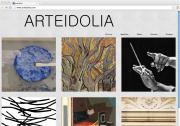 Arteidolia art blog
