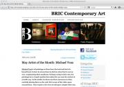 BRIC Contemporary Art blog