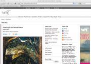 Tate Blog