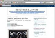 Reductive Painting blog