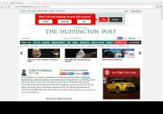 Julia Friedman, Huffington Post Arts