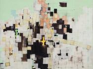 Mark Bradford, Biggie, Biggie, Biggie, 2002 (Los Angeles County Museum of Art ©
