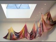 Sam Gilliam, Carousel, 1969, acrylic on canvas (Walker Museum, Minneapolis, cour