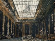 (detail) Anselm Kiefer, Interior, 1981 (collection Stedelijk Museum, Amsterdam ©