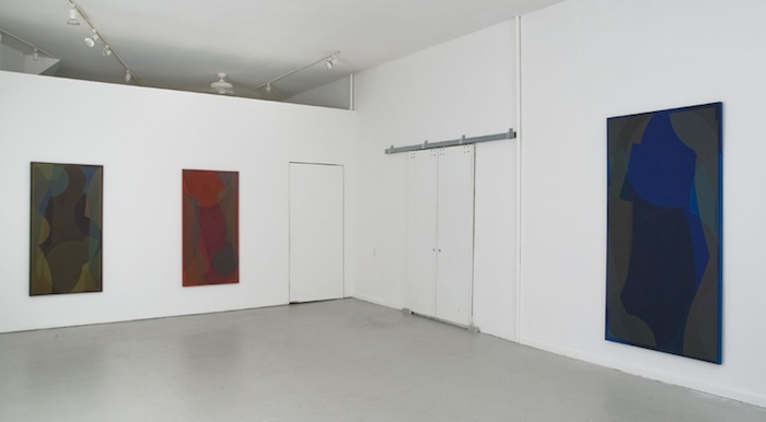 Installation View: Halsey Hathaway at Rawson Projects, April 2013